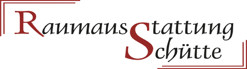 Raumausstatter logo  Jürgen Schütte